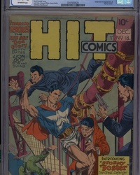 Hit Comics (1940 series) #18