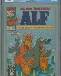 ALF (1988 series) #48 [Direct Edition]