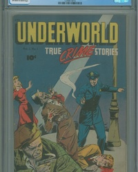Underworld (1948 series) #v1#1