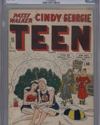 Teen Comics (1947 series) #25