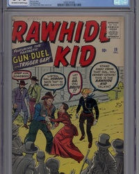 The Rawhide Kid (1960 series) #19