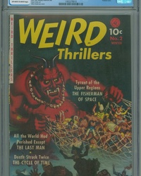 Weird Thrillers (1951 series) #2
