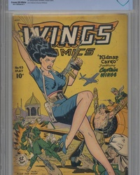 Wings Comics (1940 series) #93