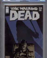 The Walking Dead (2003 series) #33 [2nd Printing Cover by Charlie Adlard]