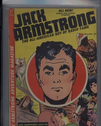 Jack Armstrong (1947 series) #1