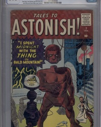 Tales to Astonish (1959 series) #7