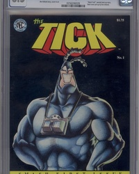 The Tick (1988 series) #1