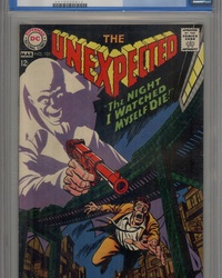 The Unexpected (1968 series) #105