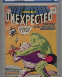 Tales of the Unexpected (1956 series) #4