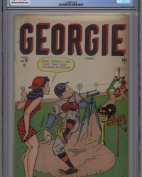 Georgie Comics (1945 series) #19