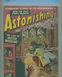 Astonishing (1951 series) #11