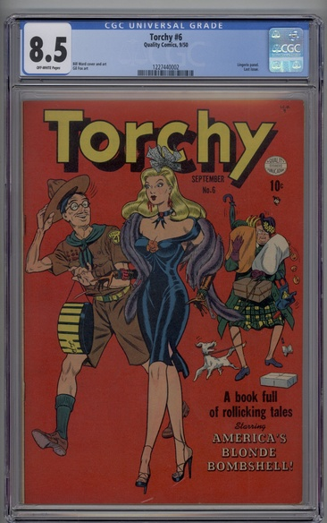 Torchy (1949 series) #6