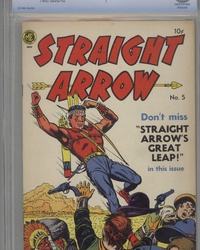 Straight Arrow (1950 series) #5