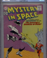 Mystery in Space (1951 series) #73