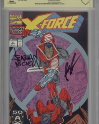 X-Force (1991 series) #2 [Direct Edition]
