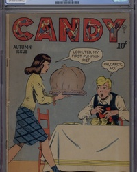 Candy (1947 series) #1