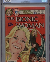 Bionic Woman (1977 series) #1