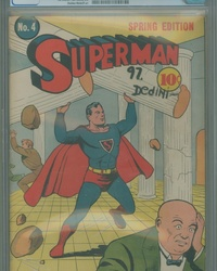 Superman (1939 series) #4