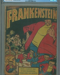 Frankenstein (1945 series) #3