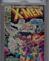 The X-Men (1963 series) #68