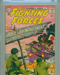 Our Fighting Forces (1954 series) #77