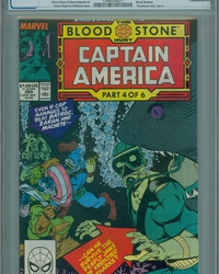 Captain America (1968 series) #360 [Direct Edition]
