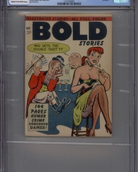 Bold Stories (1950 series) #nn [May]
