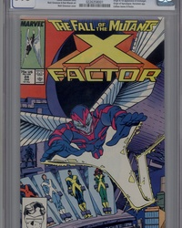 X-Factor (1986 series) #24 [Direct Edition]
