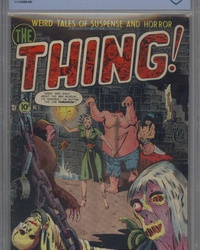 The Thing (1952 series) #5