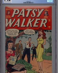 Patsy Walker (1945 series) #41
