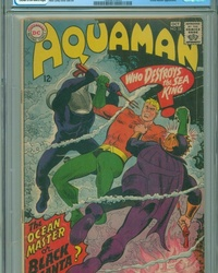 Aquaman (1962 series) #35