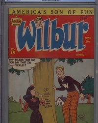 Wilbur Comics (1944 series) #19