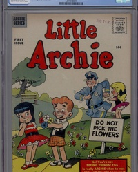 Little Archie (1956 series) #1