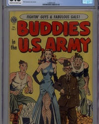 Buddies of the U.S. Army (1952 series) #1