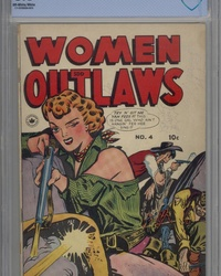 Women Outlaws (1948 series) #4
