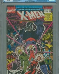 X-Men Annual (1970 series) #14 [Direct Edition]
