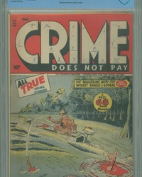 Crime Does Not Pay (1942 series) #48