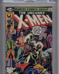 The X-Men (1963 series) #132 [Direct Edition]