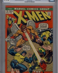 The X-Men (1963 series) #75