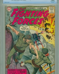 Our Fighting Forces (1954 series) #85