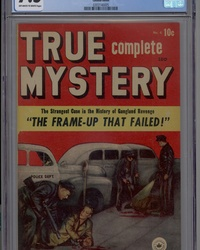True Complete Mystery (1949 series) #6