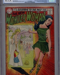 Wonder Woman (1942 series) #179