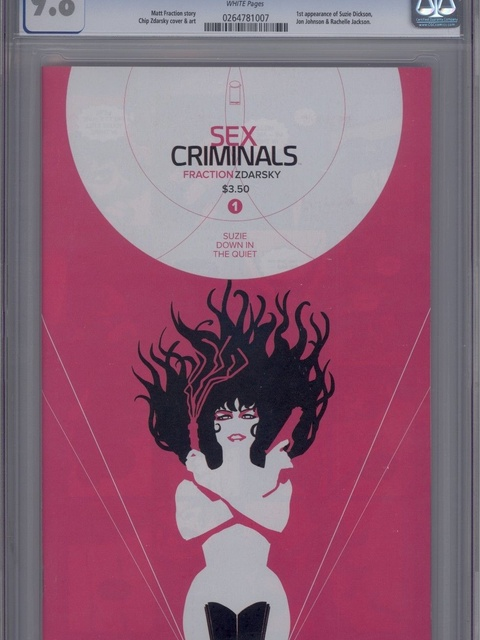 Sex Criminals (2013 series) #1
