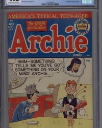 Archie Comics (1942 series) #40