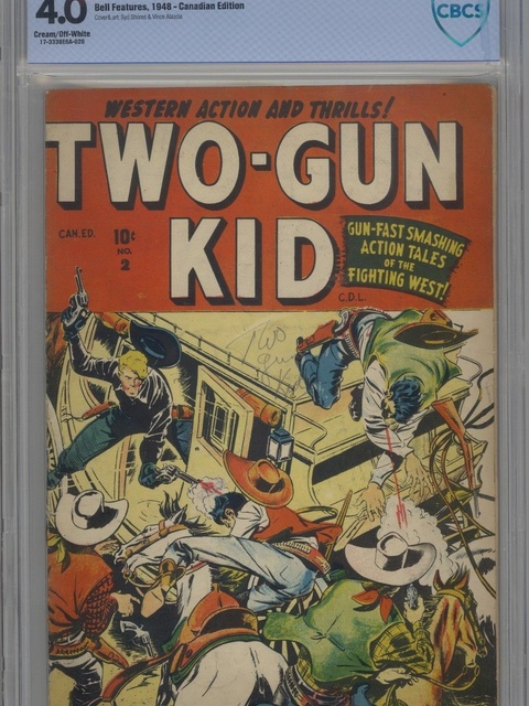 Two-Gun Kid (1948 series) #2