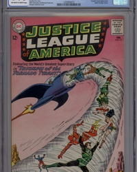 Justice League of America (1960 series) #17