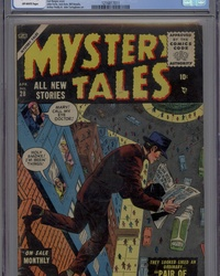 Mystery Tales (1952 series) #28