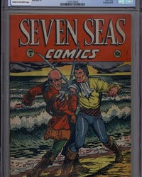Seven Seas Comics (1946 series) #2