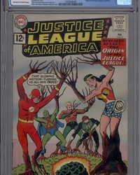 Justice League of America (1960 series) #9