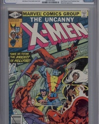 The X-Men (1963 series) #129 [direct edition]